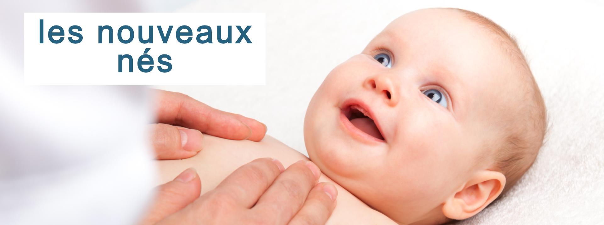 ostéopathe pour nouveaux nés